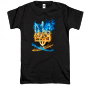 Футболки з українською символікою. Купити футболку з українською ... c53a1d1c741af