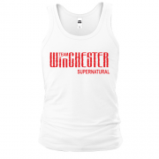 "Майка ""Winchester Team Supernatural"""
