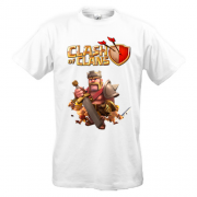 Футболка Clash of Clans Barbarian King