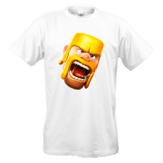 Футболка Clash of Clans Face