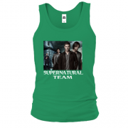 Майка Supernatural Team