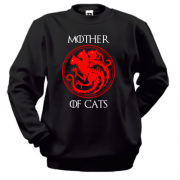 Свитшот Mother Of Cats  - Game of Thrones