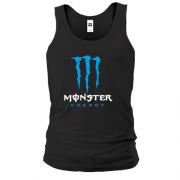 Майка Monster energy (blue)