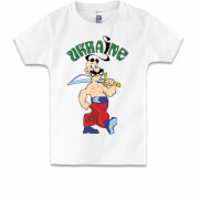 Дитячі футболки з українською символікою. Купити дитячу футболку з ... b7e521e4cb648