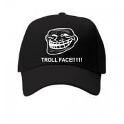 Кепка Troll face