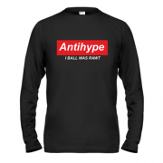 Лонгслив Antihype - I ball was rawt