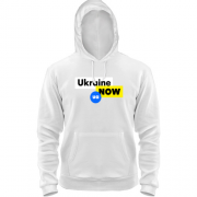 Толстовка Ukraine NOW UA