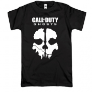 Футболка Call of Duty Ghosts (Skull)