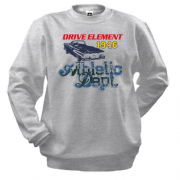 Світшот Drive element Athletic Dept 1946