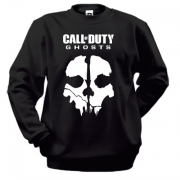 Свитшот Call of Duty Ghosts (Skull)