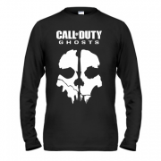 Лонгслив Call of Duty Ghosts (Skull)