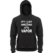Толстовка It`s not smoke, it`s vapor