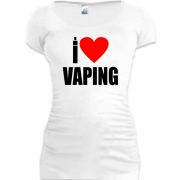 Туника I love Vaping