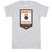 Футболка crossfit athletics
