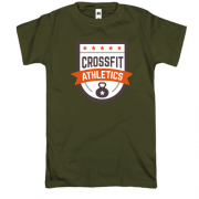 Футболка crossfit athletics 2