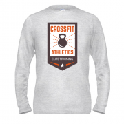 Лонгслив crossfit athletics