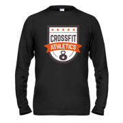 Лонгслив crossfit athletics 2