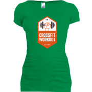 Туника crossfit workout