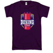 Футболка boxing club