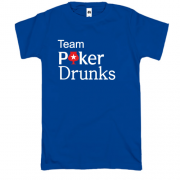 Футболка Team Poker Drunks