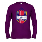 Лонгслив boxing club