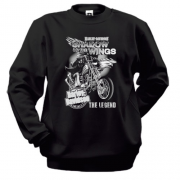 Світшот Harley Davidson Shadow of the wings