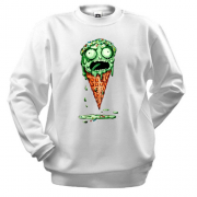 Свитшот Ice cream Morty
