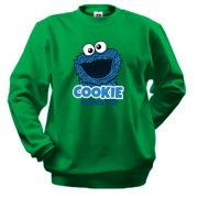 Свитшот Cookie monster
