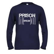Лонгслив Prison Break logo