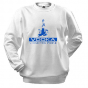 Свитшот Vodka connecting people