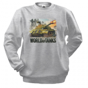 Свитшот WOT (World of Tanks)
