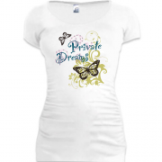 Туника Private Dreams butterfly