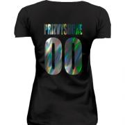 Жіночі подовжені футболки з іменами. Купити жіночу подовжену ... 6d1e990733863